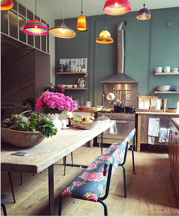 Eclectic Kitchens: The Best Eclectic Kitchens On Pinterest